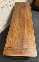 18th Century Low Cherry Wood Enfilade 'TV Stand' (18 of 21)