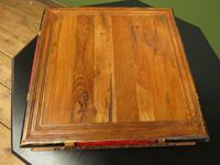 Vintage Small Japanese Tea Table, Indian Bajot Table (6 of 12)