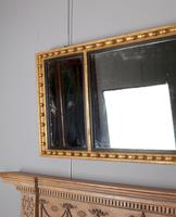 Regency Gilt Overmantle Mirror (3 of 4)