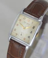 1950s Bieri Watch 'Tank' Style Wristwatch (2 of 5)