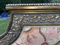 Gilded & Painted French Double Bed (5 of 7)