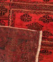 Handmade Persian Baluch Rug (11 of 14)