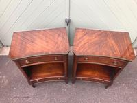 Pair of Mahogany Bedside Cabinets (5 of 11)