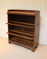 1920s Oak Stacking Bookcase (8 of 9)