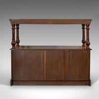 Large Antique Buffet, English, Walnut, Server, Sideboard, William IV c.1830 (9 of 12)