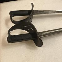 Matching Victorian British military swords (14 of 22)