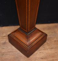 Edwardian Pedestal Column - Display Table (7 of 10)