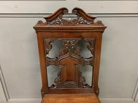 Good Pair of Victorian Walnut Hall Chairs (9 of 13)