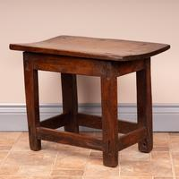 Primitive Occasional Table (8 of 9)