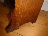 Heal & Son of London Oak Bookcase (8 of 9)