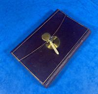 Victorian Leather Dated Pocket Book (13 of 14)