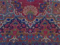 Antique Persian Kerman Rug (12 of 16)