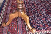 Mahogany Wine / Lamp Table (5 of 5)