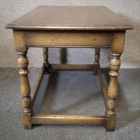 Ipswich Oak Rectangular Shaped Coffee Table (2 of 9)