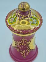 Antique Opaline Glass Jar (5 of 10)