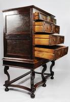 Late 17th Century Oak Chest on Stand (5 of 15)