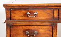 Oak Pedestal Desk c.1930 (3 of 9)