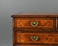 18th Century Oyster Chest of Drawers (5 of 5)