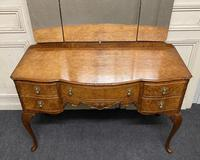 Quality Burr Walnut Dressing Table (3 of 20)