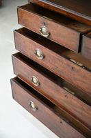 19th Century Mahogany Chest of Drawers (8 of 12)