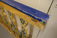 Hand Painted Wooden Railings from a Fair Ground (11 of 11)