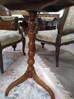 Elm George III Tilt Top Table (4 of 4)