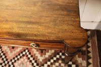 19th Century Regency Mahogany Side Table c.1820 (10 of 12)