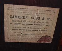 "Camerer Cuss Smaller 10"" Dial Wall Clock (3 of 5)"