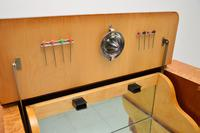 Art Deco Burr Walnut Cocktail Cabinet / Sideboard by Epstein (7 of 12)