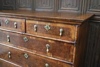 William & Mary Walnut Chest of Drawers (7 of 9)