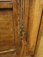 Small Rustic Wall Cabinet, Small Bathroom Cabinet (4 of 13)