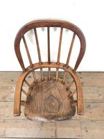 Antique Child's Windsor Chair (2 of 8)