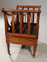 Most Elegant Regency Period Rosewood Canterbury (5 of 5)