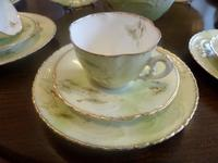 Very Lovely Green Tea Set for 6 People (3 of 4)