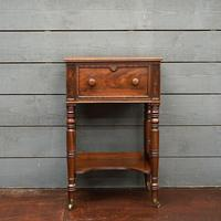 Beautiful 19th Century Campaign Writing Desk (2 of 8)