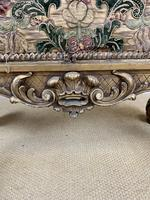 Early 19th Century Giltwood & Silk Screen (6 of 10)