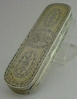 18th Century Sterling Silver Snuff Box Antique c.1780 (10 of 10)