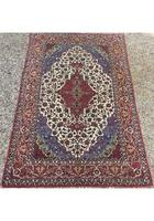 Antique Isfahan Carpet (2 of 10)