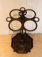 Cast Iron Stick Stand (5 of 9)