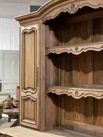French Bleached Oak Farmhouse Kitchen Dresser (9 of 26)