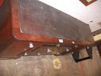Victorian Mahogany Sideboard (2 of 3)
