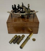 Victorian Sextant in Box (5 of 23)