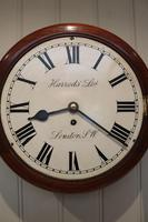 Mahogany Dial Clock by Harrods (9 of 12)