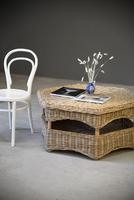 Large Natural Wicker Coffee Table (8 of 12)