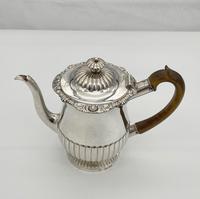 Antique George IV Sterling Silver Gravy Argyle London 1822 Thomas Burwash (3 of 8)