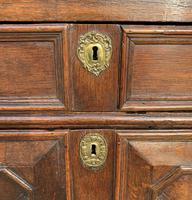 17th Century Oak Two Part Chest of Drawers (12 of 20)