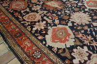 Extremely Long Early 20th Century Kuba Kelleh Corridor Carpet - Rug (11 of 11)