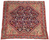 Antique Ferahan Rug (2 of 9)