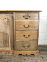 Victorian Antique Pine Sideboard with Drawers (13 of 13)