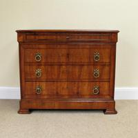 Cherry Wood Chest of Drawers c.1850 (8 of 8)